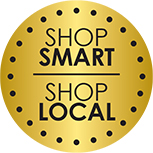 Make a difference in our community - Shop Local at Gillespie's Abbey Carpet & Floor in Fairfield.