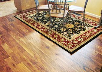 Hardwood by Gillespie's Abbey Carpet & Floor in Fairfield, California