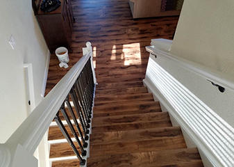 WPC projects by Gillespie's Abbey Carpet & Floor